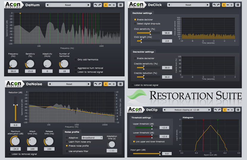 Our Top 7 List Of Audio Restoration Software You Should Try To Clean