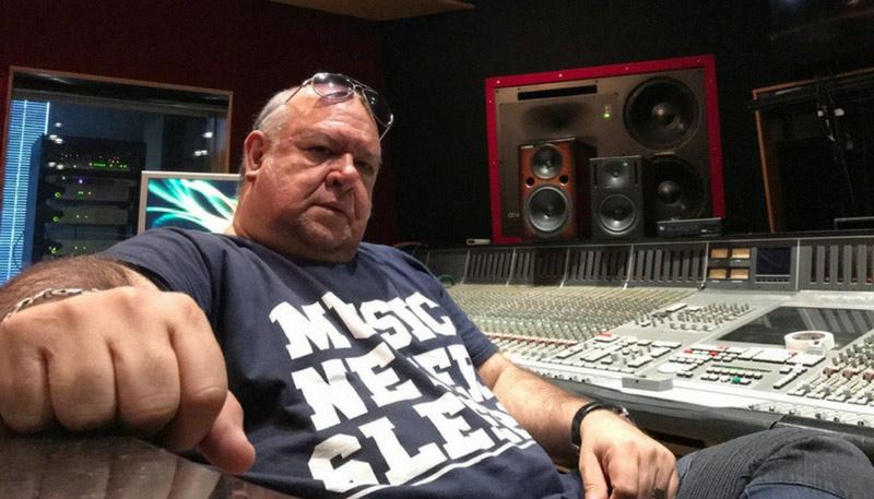 Lu Diaz Music Never Sleeps