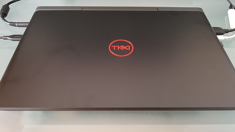 Review - Dell Inspiron 15 7577 Thunderbolt 3 Windows Gaming