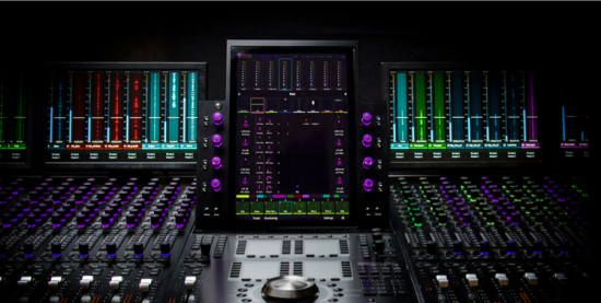 Avid Pro Tools S6 Control Surface