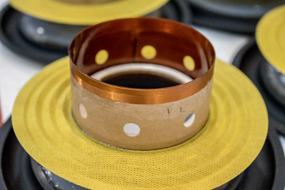 Voice Coil Assembly