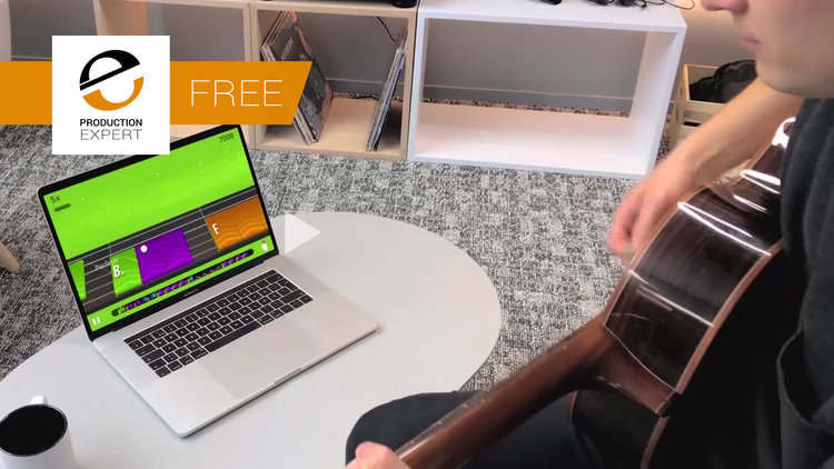 Get A Free Acoustic Guitar By Signing Up For An Annual Yousician