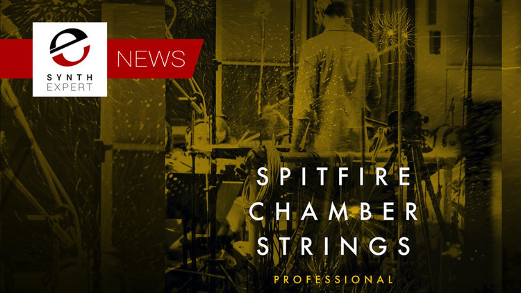Spitfire Audio Release Chamber Strings Professional For The Kontakt
