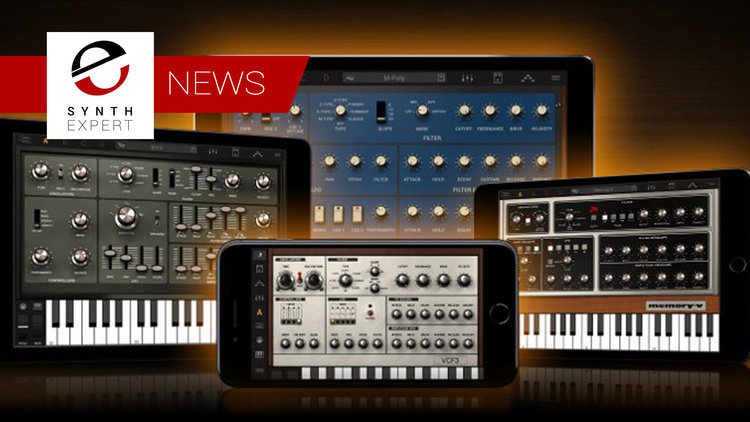 IK Multimedia Offers Five New Synths For Syntronik and Syntronik CS