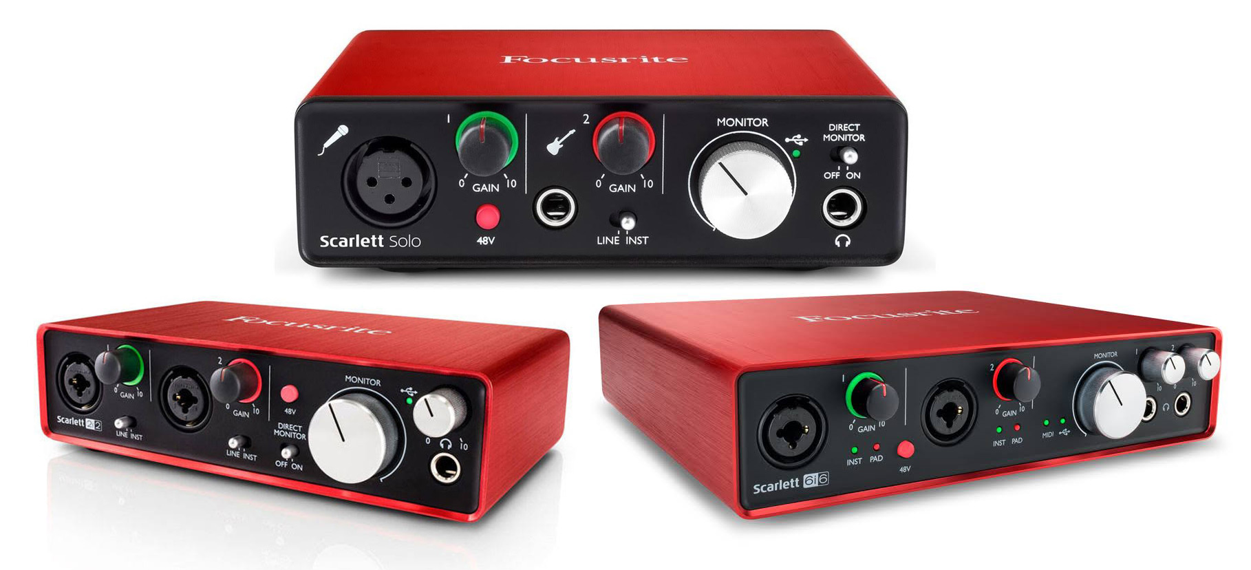 Low Cost Audio Interfaces For Pro Tools You Can Buy For Under 250 Pro Tools