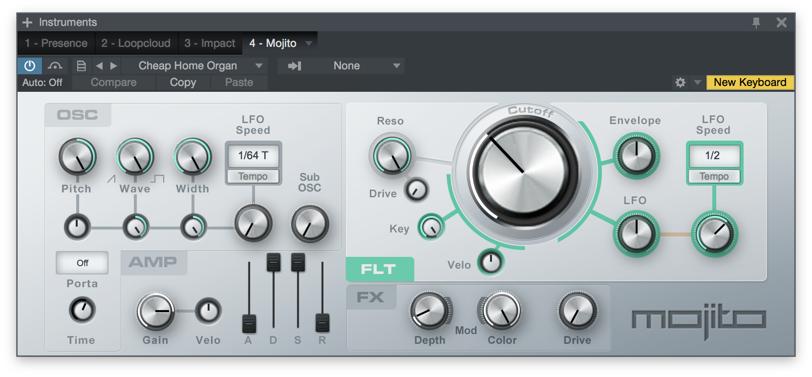What Is Your Favourite Studio One Virtual Instrument