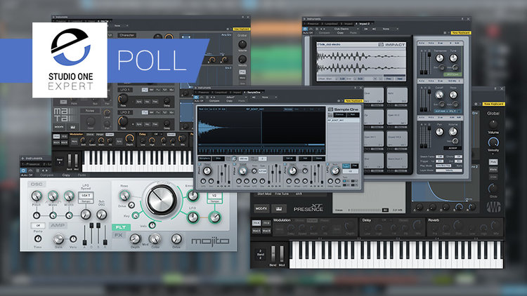 What Is Your Favourite Studio One Virtual Instrument? | Studio One