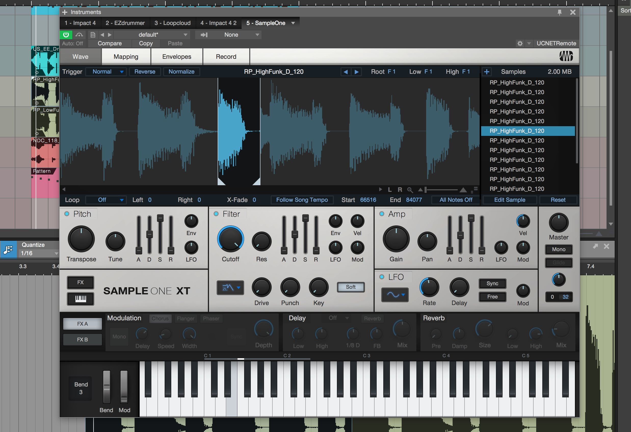 Studio One 4 - PreSonus Announce New Version With Chord