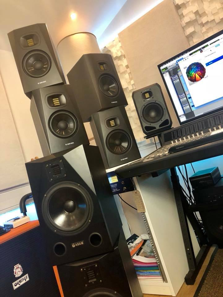 Review - ADAM Audio T Series - Low Cost Studio Monitors | Reviews