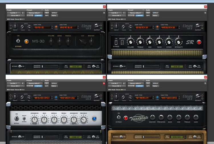Our Top 10 List Of Guitar Amp Emulation Plug-Ins You Should Try In