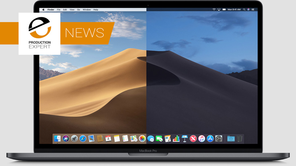 Apple Announce New Operating System At WWDC 2018 Called Mojave