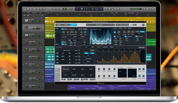 Using Logic Pro X Smart Controls with Third-Party Plugins | Logic Pro