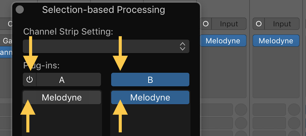 Using Melodyne and Selection Based Processing in Logic Pro X 2
