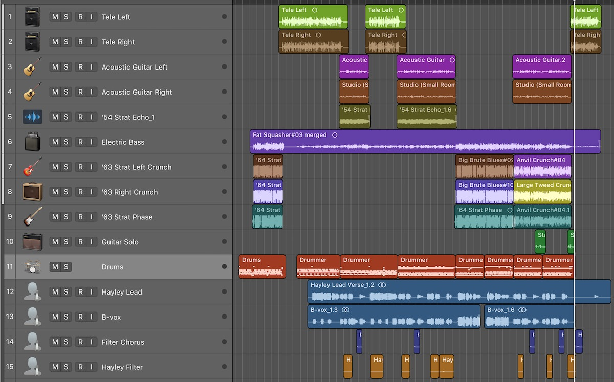 Logic Pro Tip - Plan Ahead 02 Before