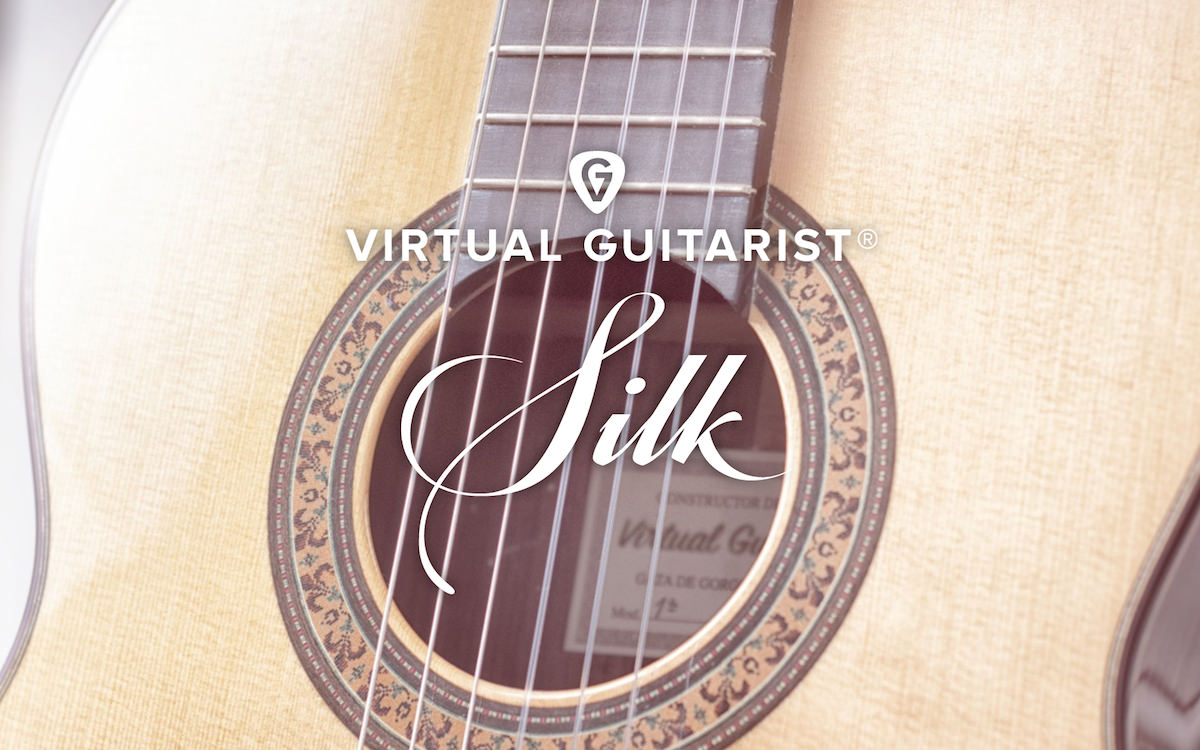 virtual guitarist silk header image