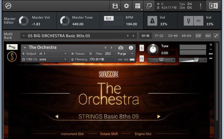 Orchestra Vst Free