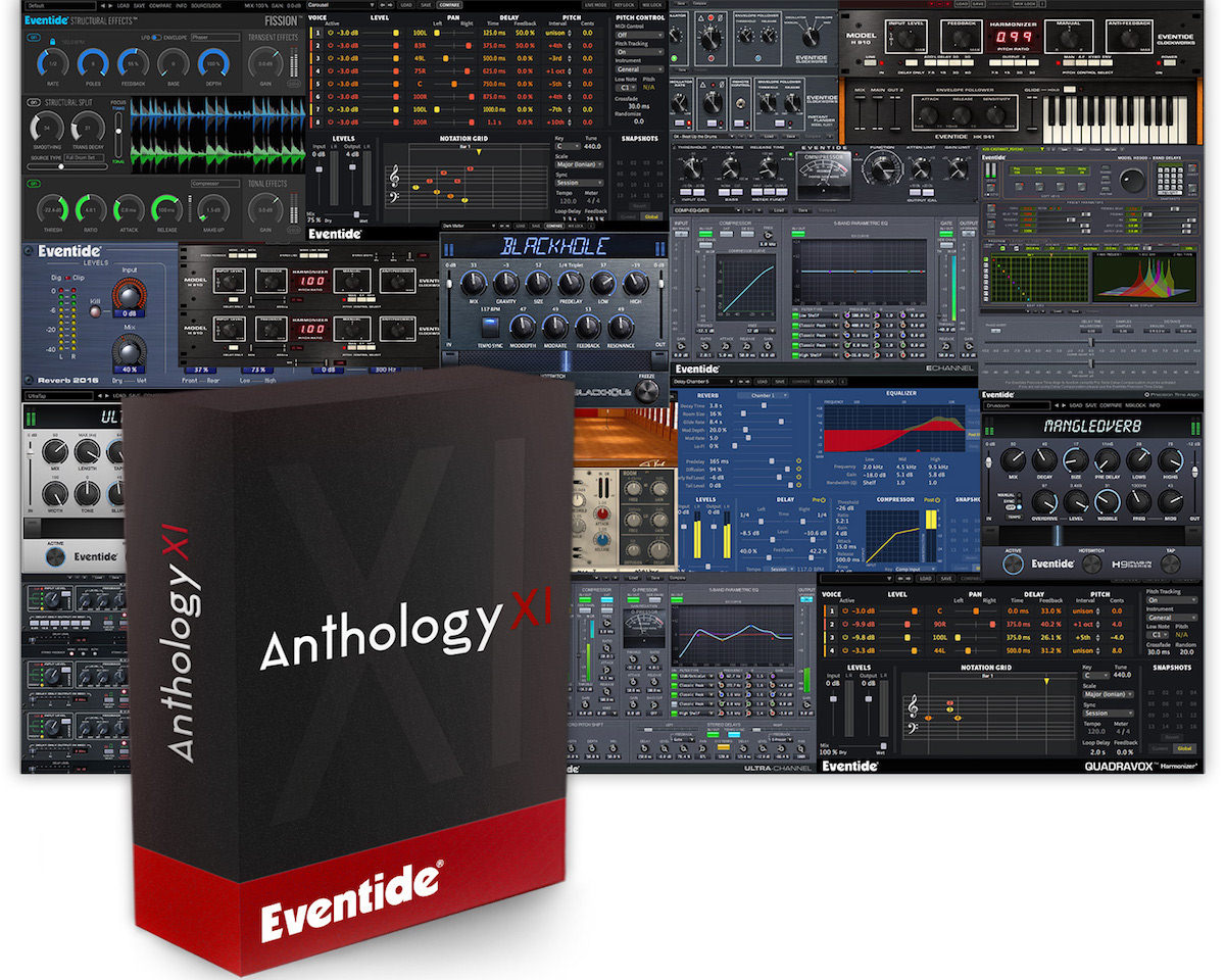 The Eventide Anthology Xl Bundle