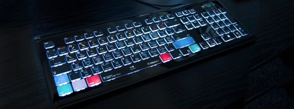 editors keys backlit logic pro x keyboard 2