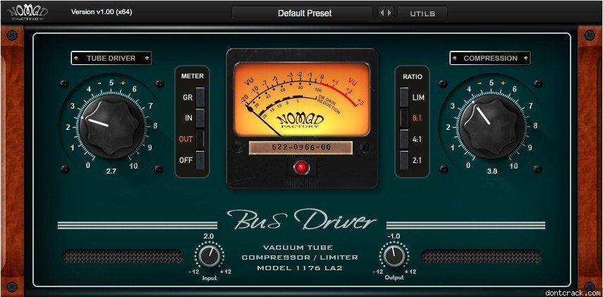 free plugin bus driver