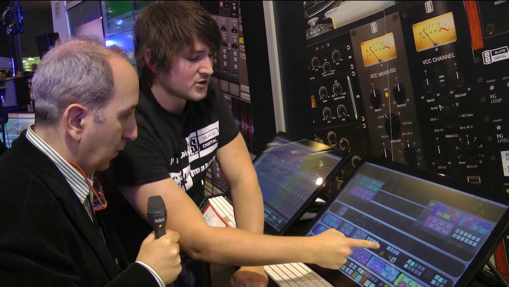 NAMM 2016 interviews