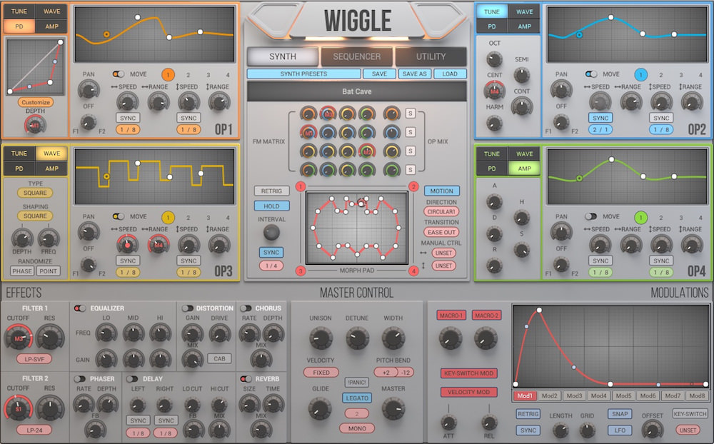 Wiggle Featured Screenshot