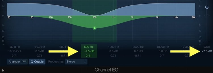 Logic Pro X Channel EQ - Best Practices | Logic Pro