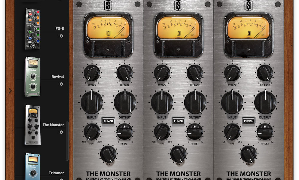 Slate Digital Free Plugin The Monster
