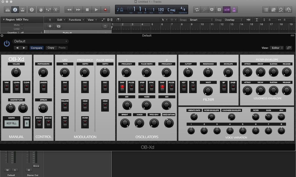 free instruments for logic pro x
