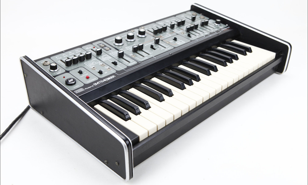 a picture of a Roland System 101 Model 101