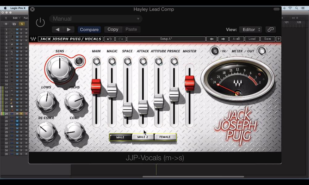 a screenshot of the jjp vocals plugin in logic pro x