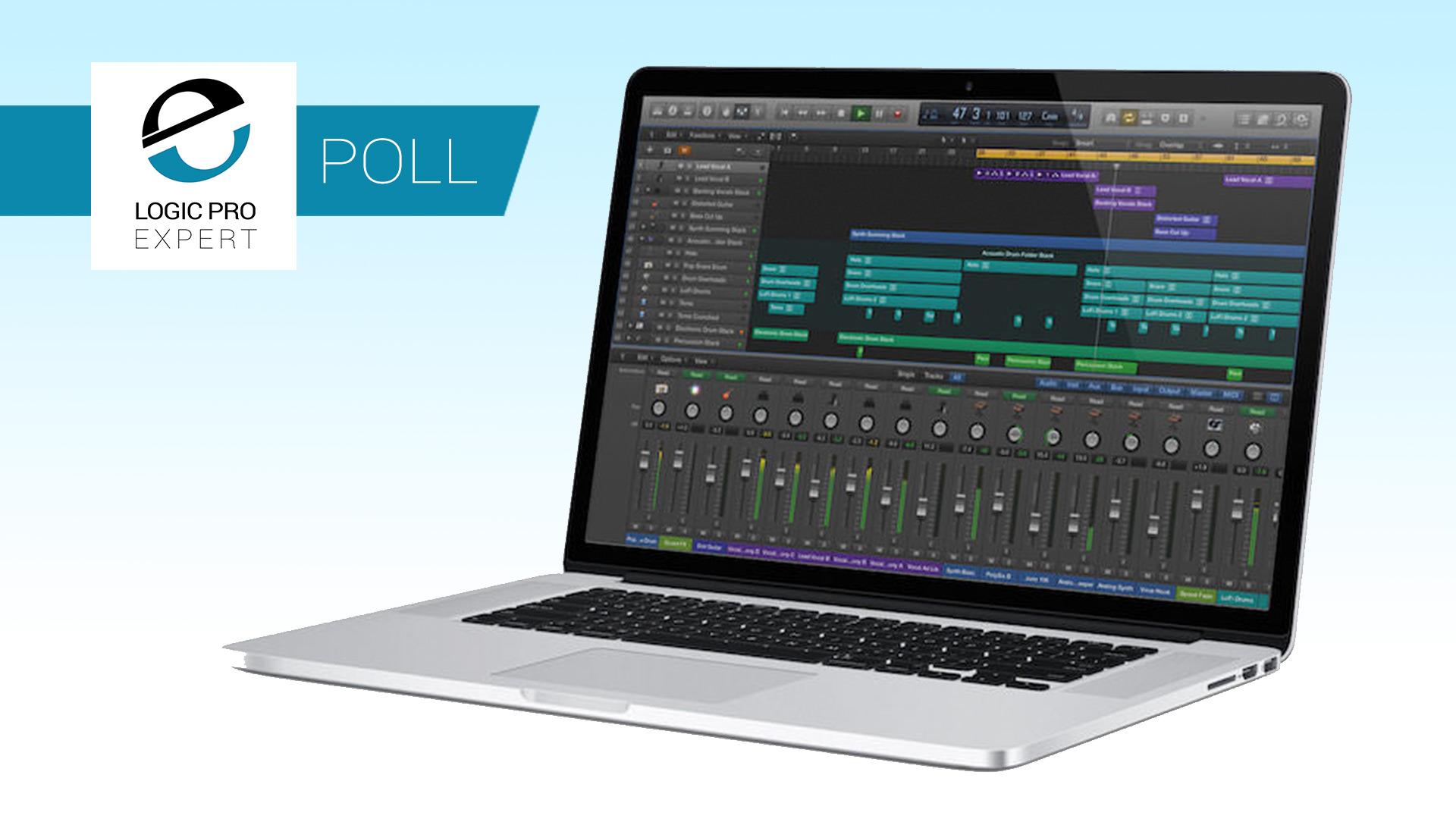 logic pro x macbook