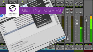 Pro Tools Basic - The Perfect Start for Pro Tools beginners