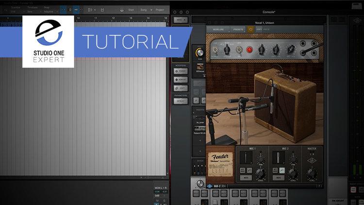 Get Realistic Guitars In Studio One Using UAD Apollo And Unison
