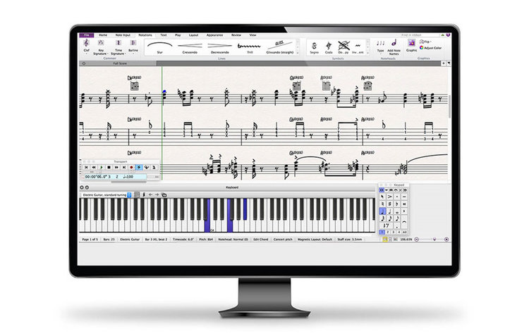 Avid Releases Sibelius First - Their Free Music Notation Software