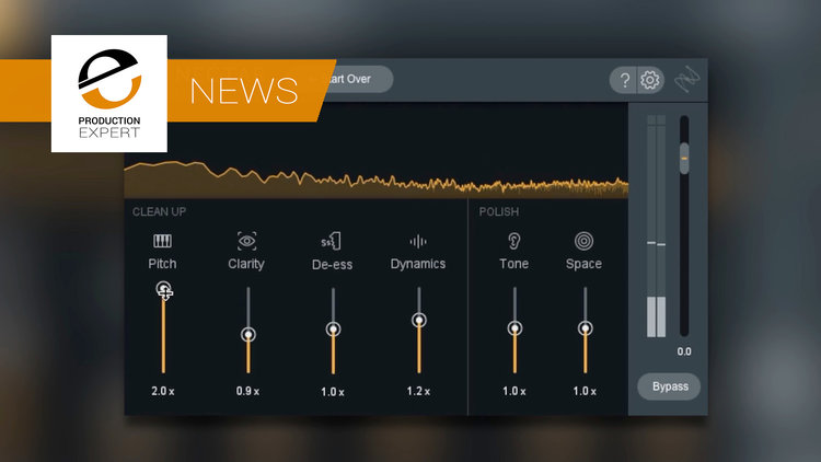 Is iZotope's New Nectar Elements Machine Learning Vocal Assistant