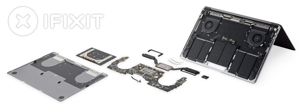 "MacBook Pro 13"" Touch Bar 2018 Teardown"