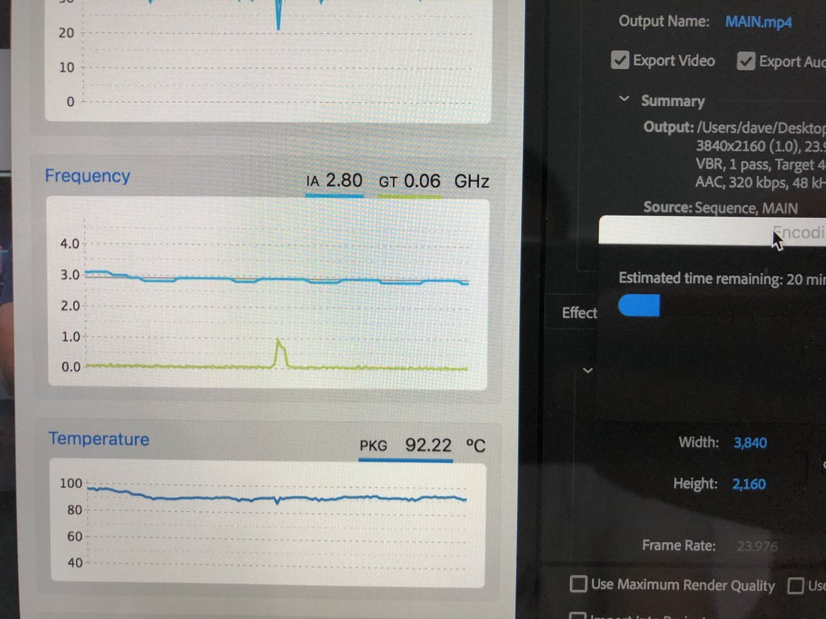 Dave Lee Test Results After Apple Patch