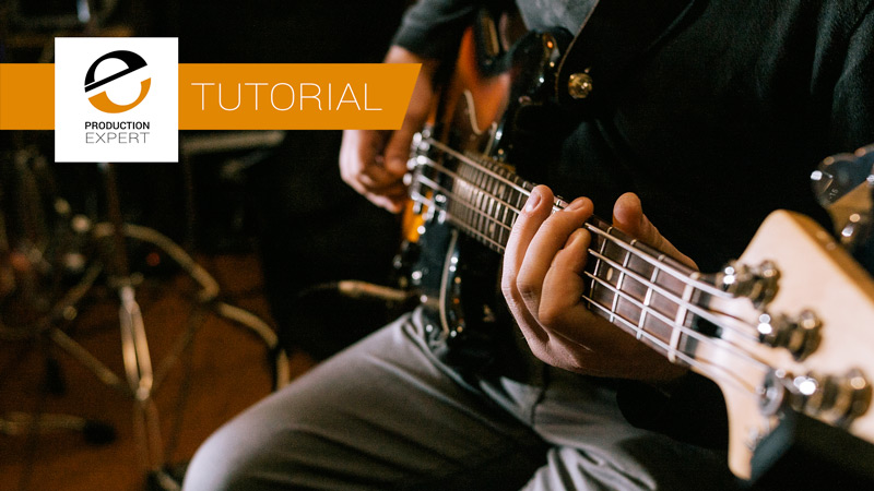 The Audient Guide To Recording Bass Guitar. James LoMenzo Takes You Through The Essentials In Three Videos From The Audient Tutorial Hub