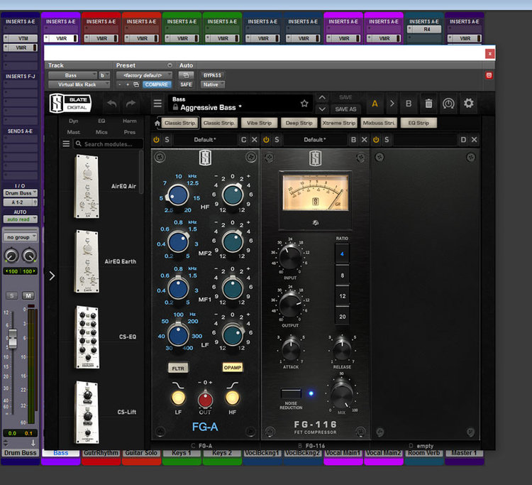 Slate Digital Released The FG-A Module A Classic American EQ For