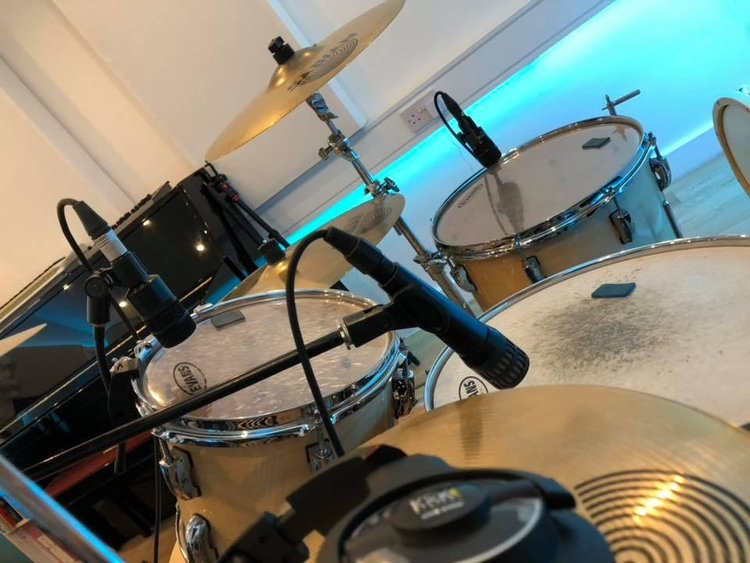 Recording Drums? Top Tips To Avoid These 10 Mistakes The Next Time