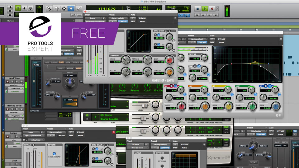 Pro Tools First Plugins