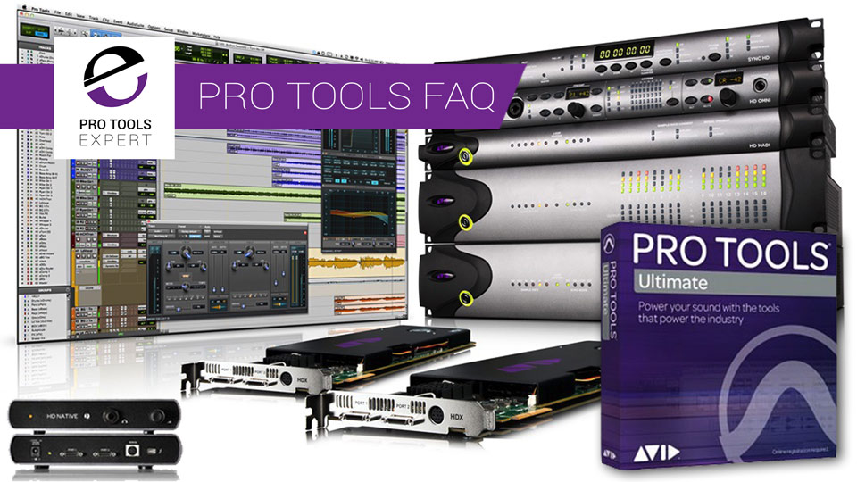 Pro Tools HD Native And HDX Hardware - Do We Still Need Them?