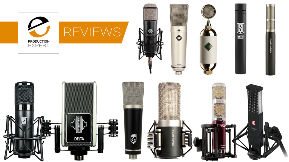 Roundup - Expert Reviews Of Top Microphones You Can Buy Today
