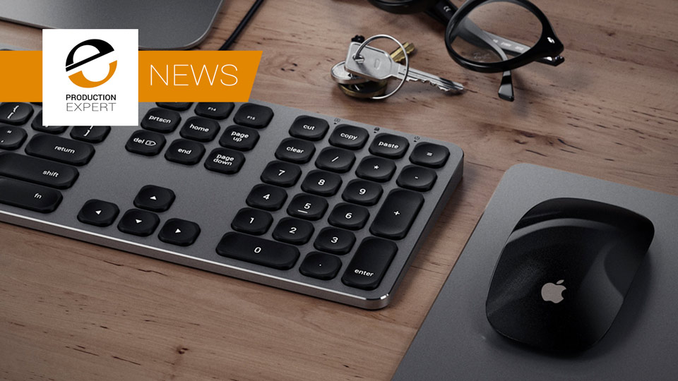 Possible Replacement For Discontinued Apple Wired Keyboard