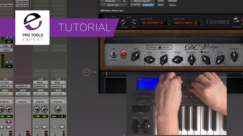 MIDI Control Of Amps banner