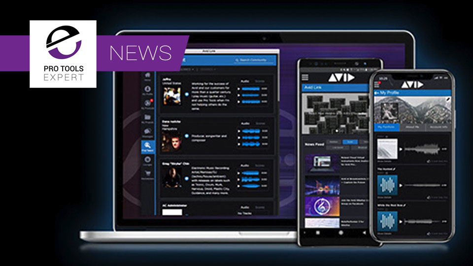 Avid Announce Public Beta Of Avid Link To Replace App Manager