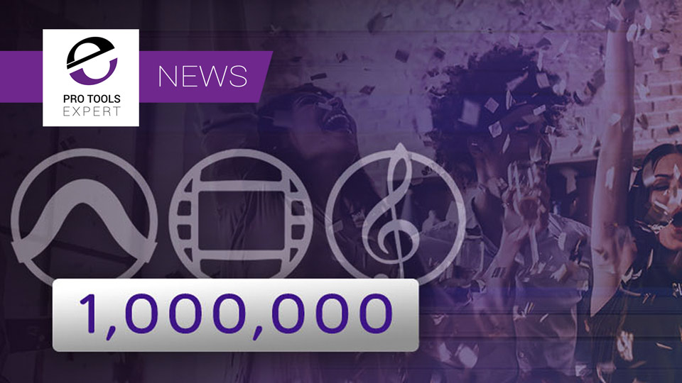 Avid Announce The 1 Millionth Download Of Their First Family Of Free Creative Tools At IBC 2018