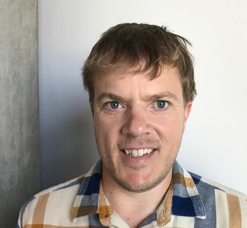Scott Kramer Manager, Sound Technology at Netflix