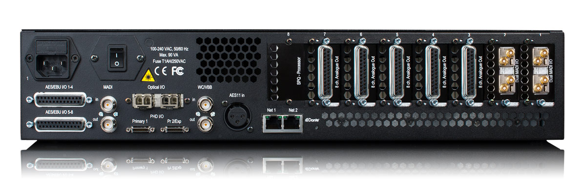 Pro Tools MTRX Audio Post Production