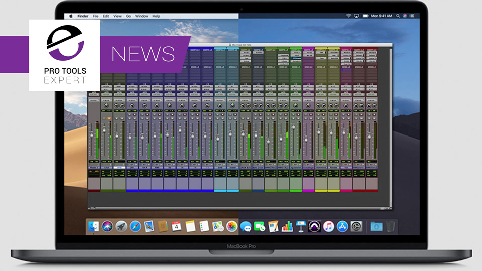 Avid Tells Pro Tools Users Not To Upgrade To macOS Mojave